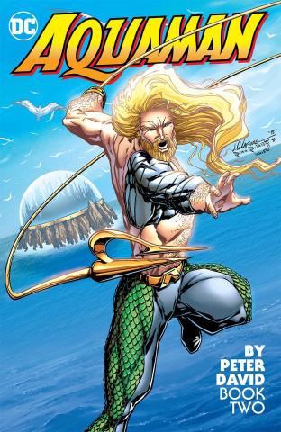 Aquaman by Peter David Book 2