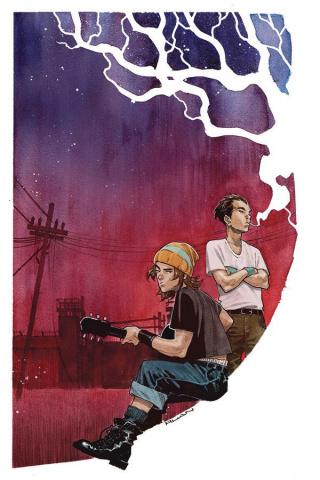 Gung-Ho #1 (Ruan Cover)