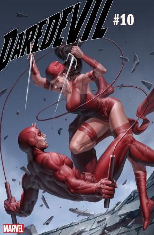 Daredevil #10 (Yoon BobG Cover)