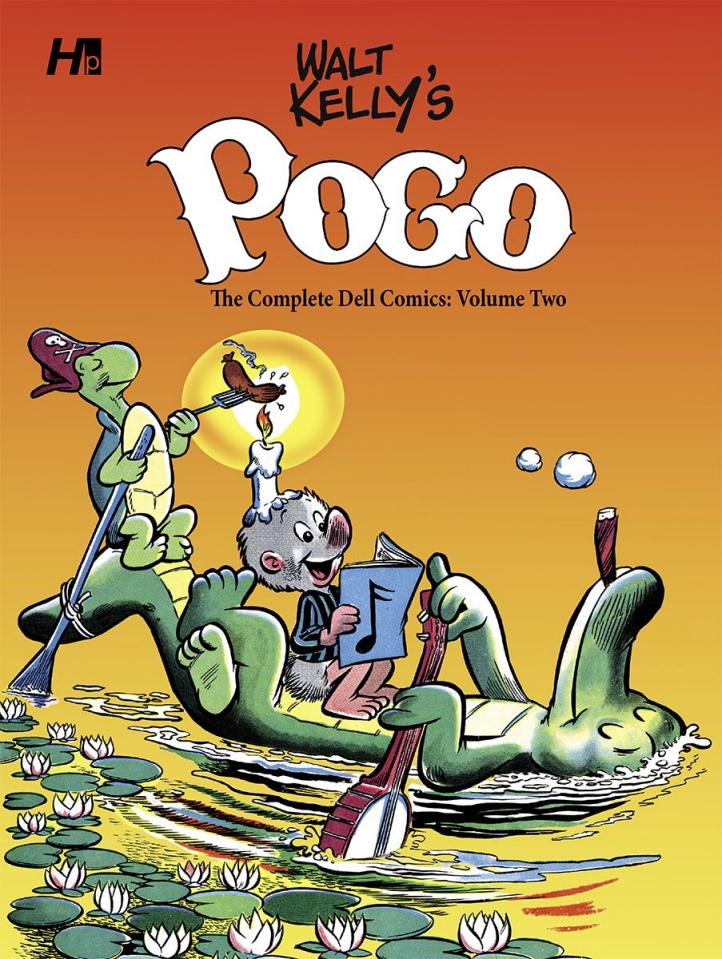 Pogo: The Complete Dell Comics Vol. 2