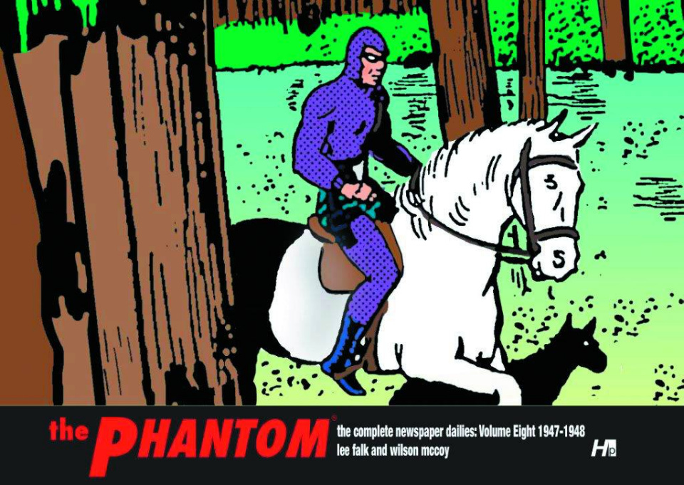 The Phantom: The Complete Newspaper Dailies Vol. 8: 1947-1948