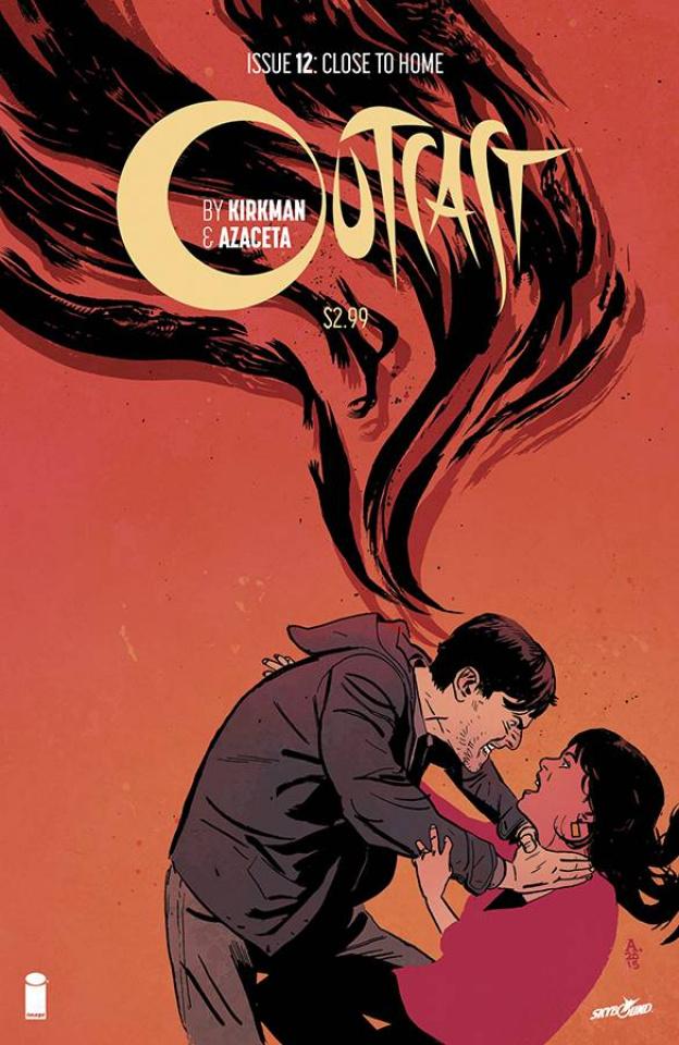 Outcast #12