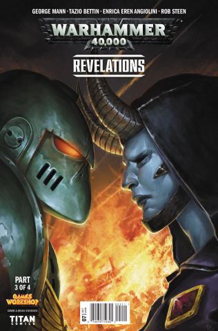Warhammer 40,000: Revelations #3 (Svendsen Cover)