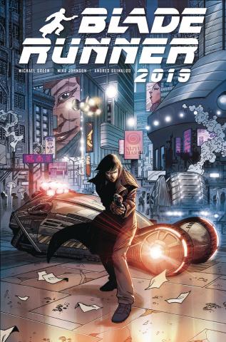 Blade Runner 2019 #3 (Guinaldo Cover)