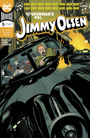 Superman's Pal Jimmy Olsen #5
