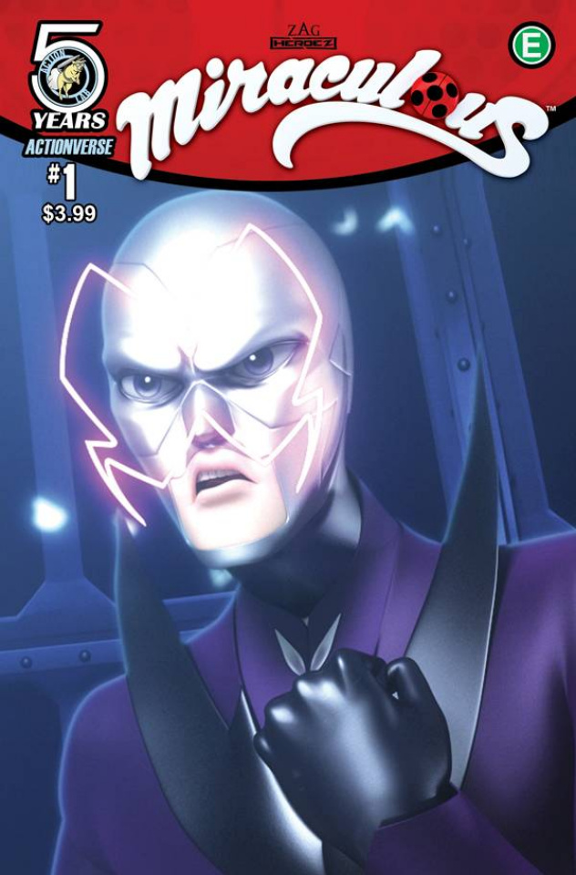 Miraculous #1 (Cover C)