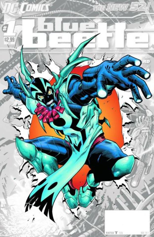 Blue Beetle #0