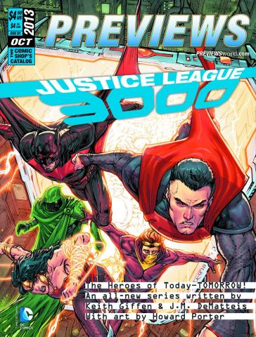 Previews #301 (October 2013)