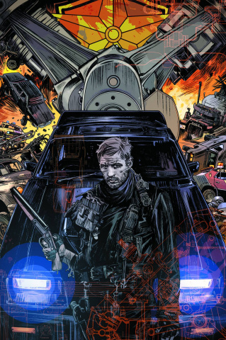 Mad Max: Fury Road #1