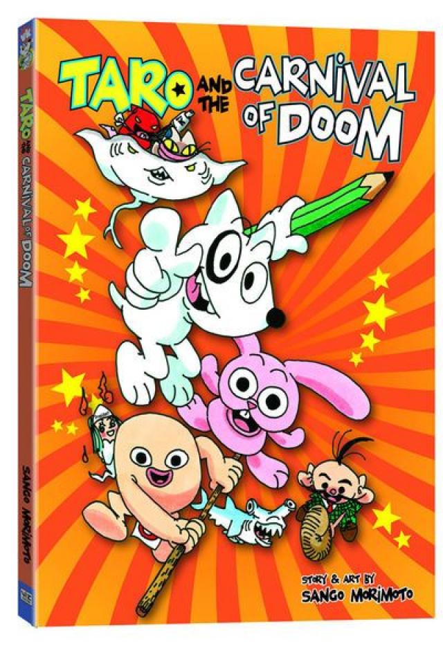 Taro & the Carnival of Doom