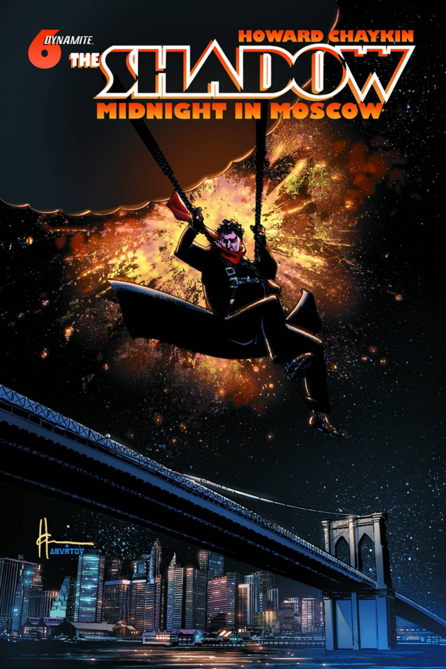 The Shadow: Midnight in Moscow #6