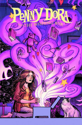Penny Dora and The Wishing Box #1 (Grace Cover)
