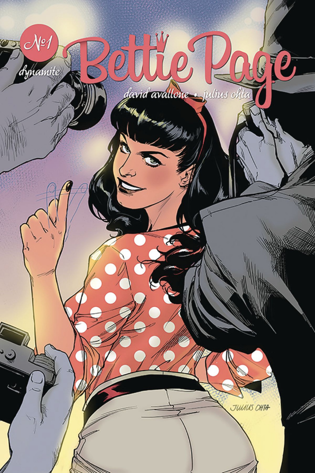 Bettie Page #1 (Ohta Cover)