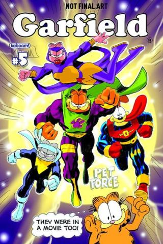 Garfield #5