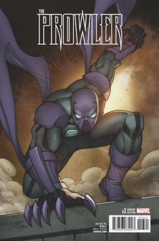 The Prowler #3 (Lim Cover)