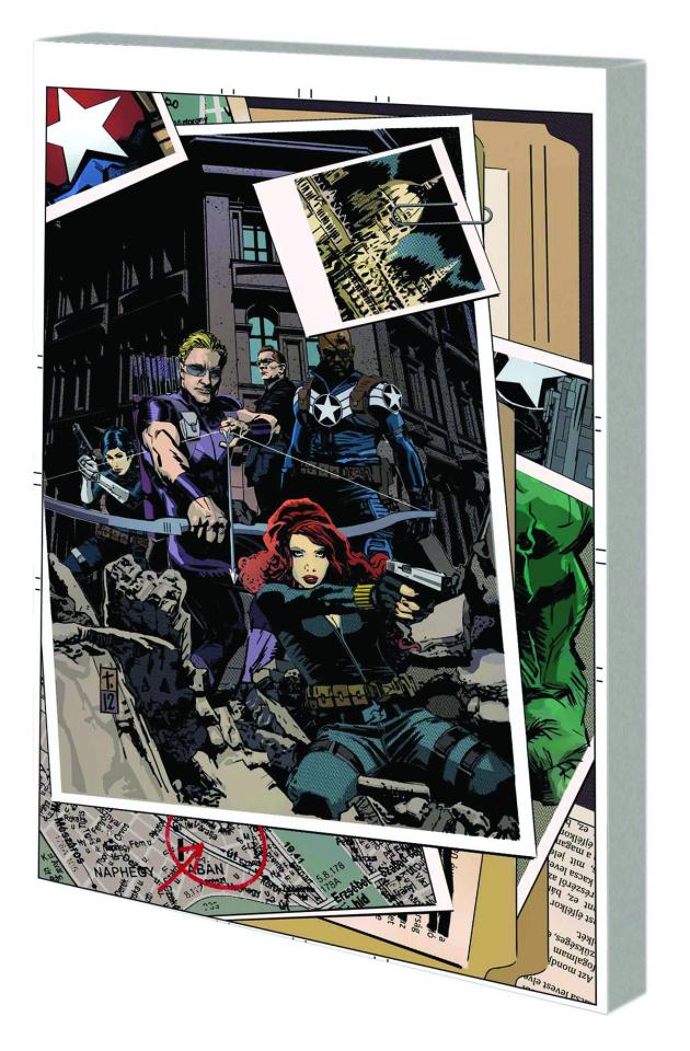 Secret Avengers Vol. 1: Reverie