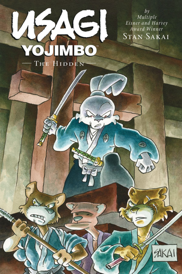 Usagi Yojimbo Vol. 33: Hidden