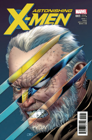 Astonishing X-Men #1 (Cassady Cover)