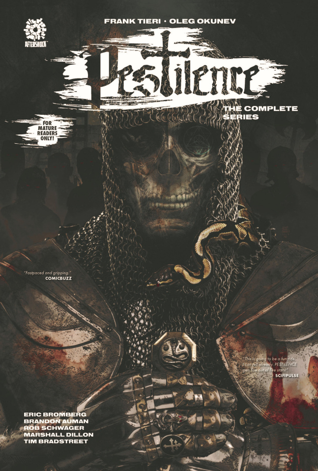 Pestilence (The Complete Series)
