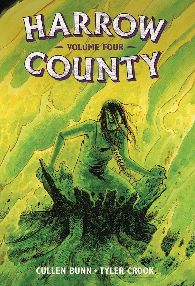 Harrow County Vol. 4 (Library Edition)