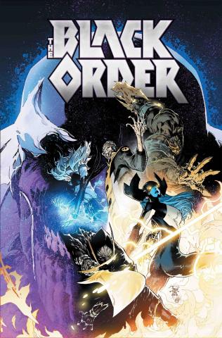 The Black Order #1