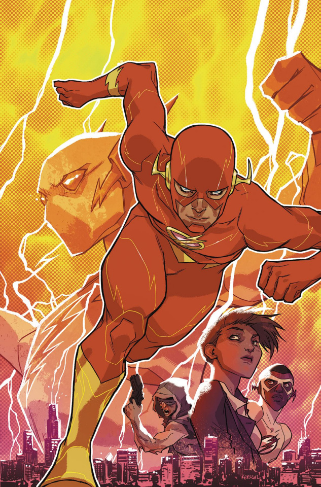 The Flash: Rebirth Book 1