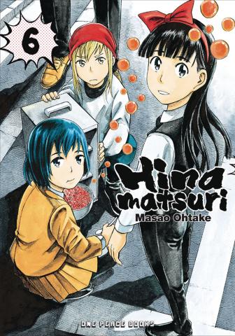 Hinamatsuri Vol. 6