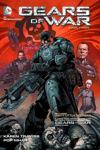 Gears of War Book 3