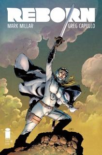 Reborn #1 (Cassaday Cover)