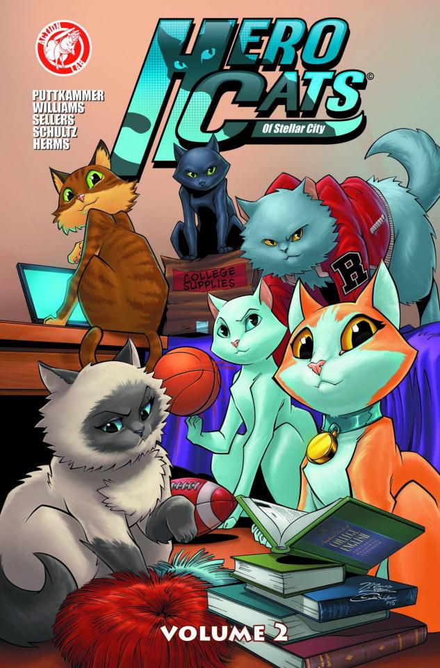 Hero Cats Vol. 2
