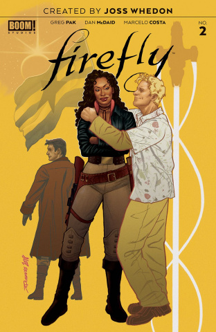Firefly #2 (Quinones Cover)