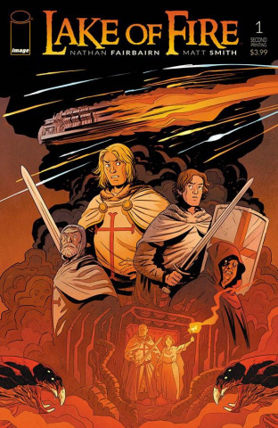Lake of Fire #1 (2nd Printing)