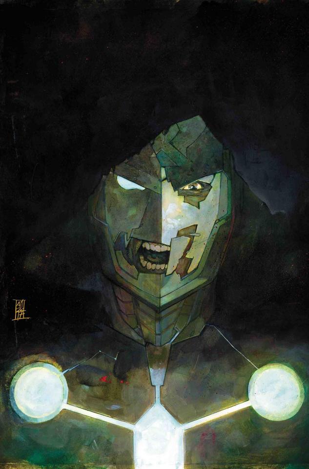 Infamous Iron Man #12