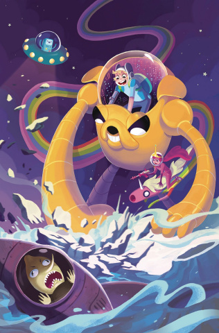Adventure Time Comics #25 (10 Copy Liu Cover)