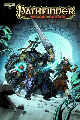 Pathfinder: Hollow Mountain #2 (Gomez Cover)