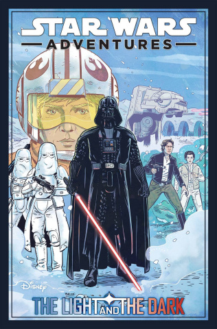Star Wars Adventures Vol. 1: The Light and The Dark