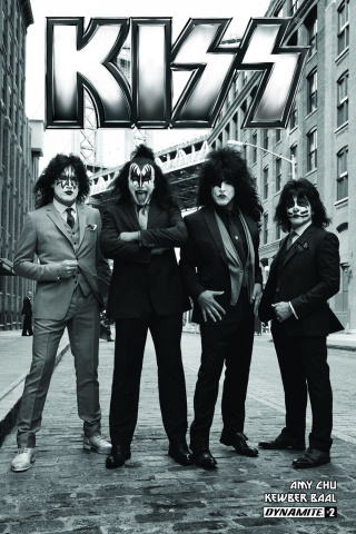 KISS #2 (Photo Cover)
