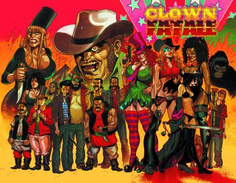 Clown: Fatale