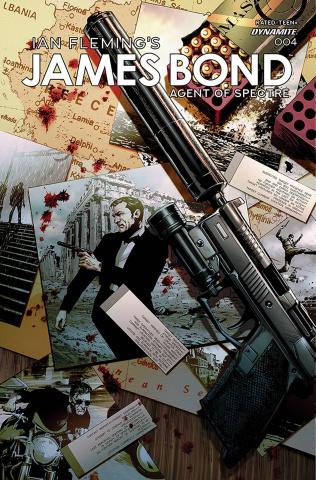 James Bond: Agent of SPECTRE #4