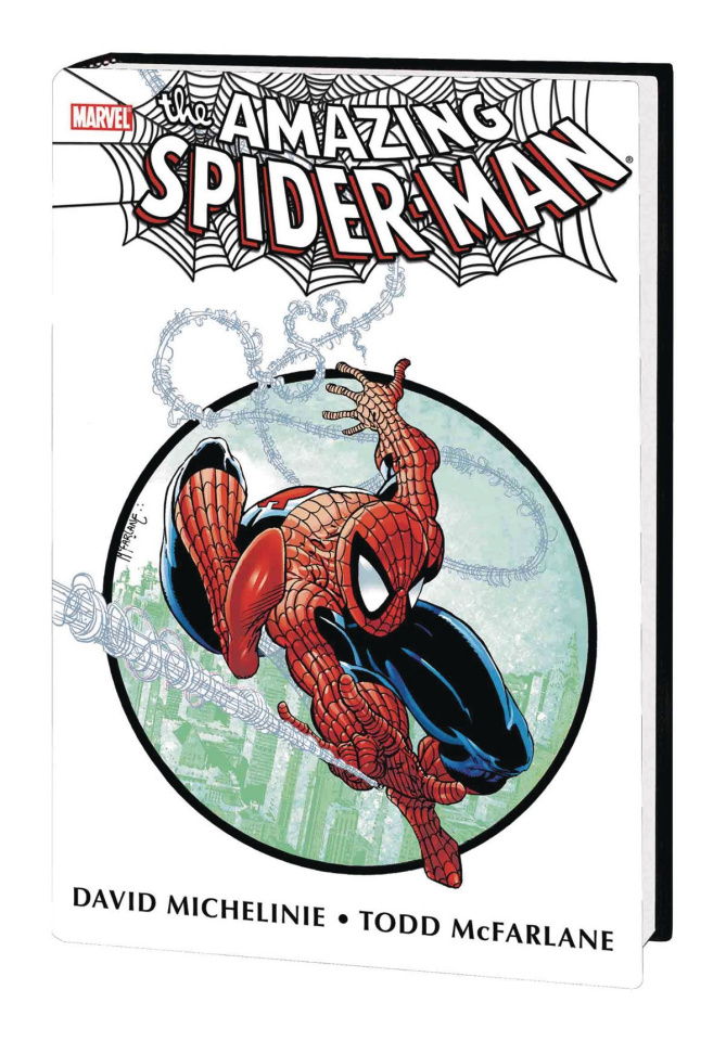 The Amazing Spider-Man by Michelinie & McFarlane (Omnibus)