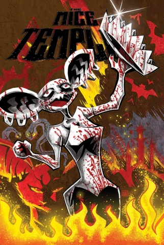 The Mice Templar: Night's End #2 (Santos & Free Cover)