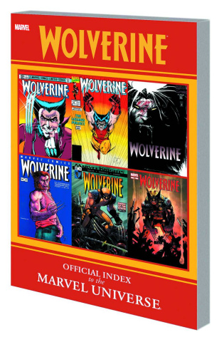 The Official Index to the Marvel Universe: Wolverine