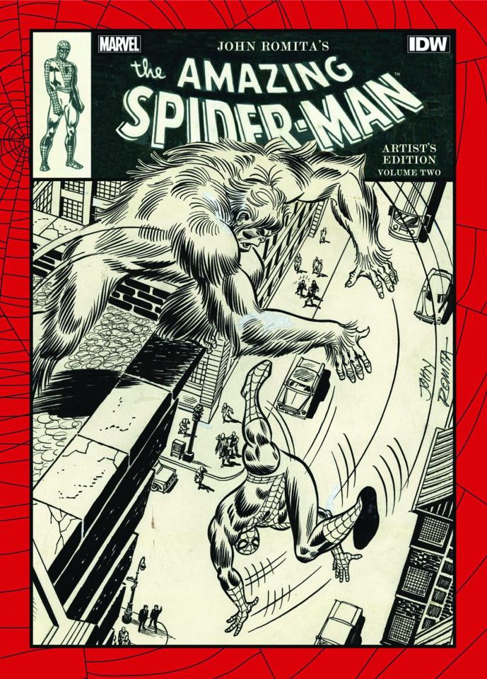 John Romita's Amazing Spider-Man: Artist's Edition Vol. 2
