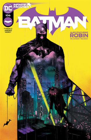 Batman #106 (Jorge Jimenez Cover)