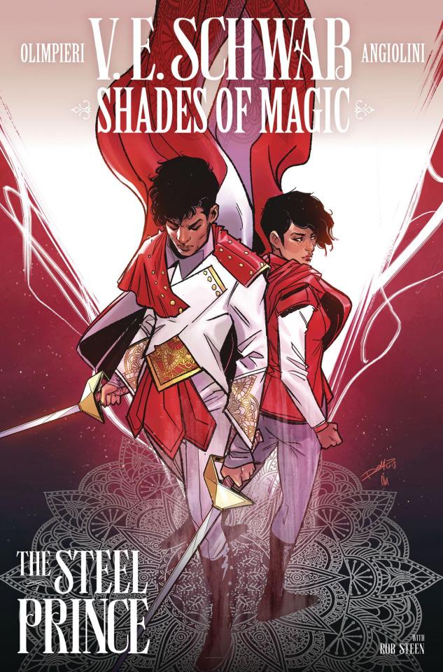 Shades of Magic #3 (Ingranata Cover)