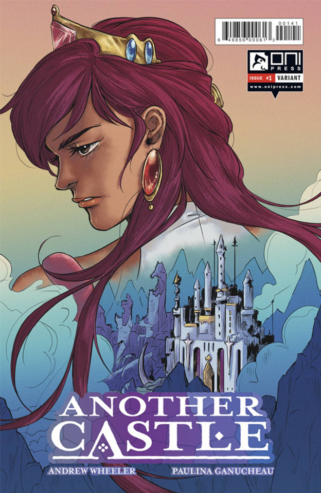 Another Castle #1 (Koh Cover)