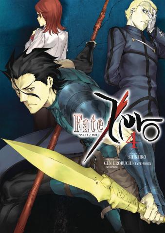 Fate Zero Vol. 4