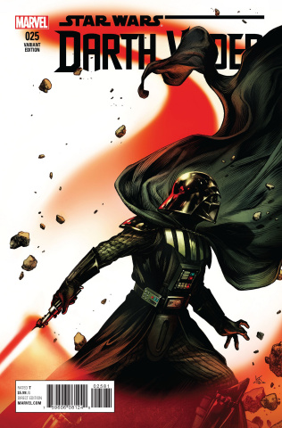 Darth Vader #25 (Shirahama Cover)