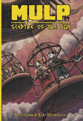 Mulp: Sceptre of the Sun #4
