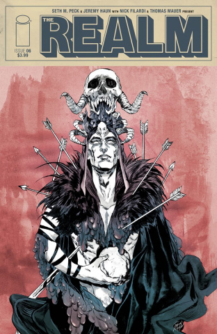 The Realm #6 (Doyle Cover)